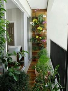 Balcony Decor Planters