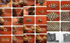 DIY Tin Can Top Purse