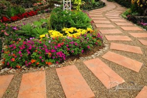 Garden Path & Walkway Ideas