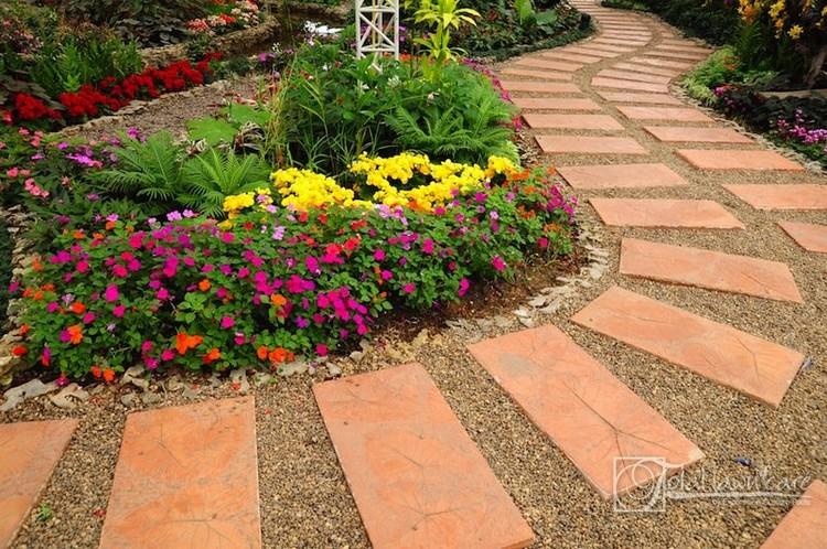 Garden Walkway Idea