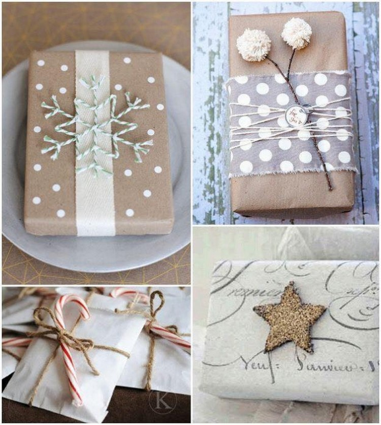 Paper Gift Packing Ideas