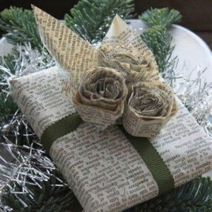 Recycled Papet Gift Packs
