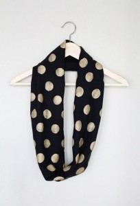 Recycled T-Shirts Scarf