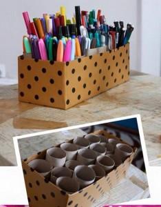 Shoe Boxes Reuse Ideas
