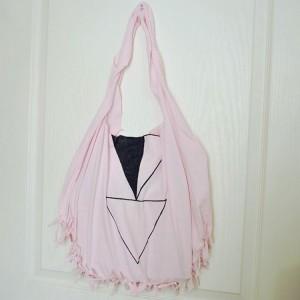 Upcycled T-Shits Bag