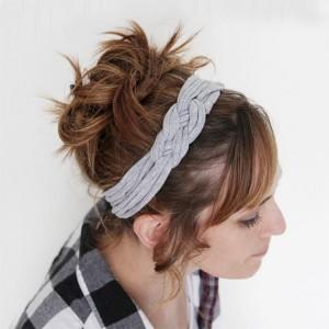 Upcycled T-Shits Headband