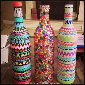 Bottles Home Decor