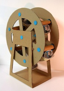Innovative Cardboard Crafts Ideas