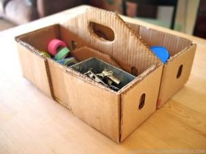 Cardboard Tool Box
