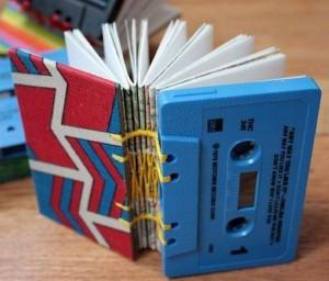 Cassettee Tape Craft Ideas
