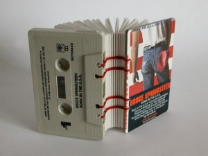 Cassettee Tape Recycled