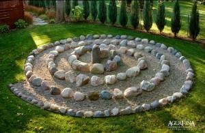 Cool Garden Art
