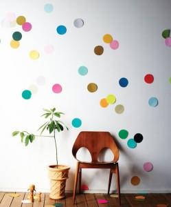Paper Wall Decor Ideas