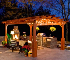 Pergola Decor Ideas