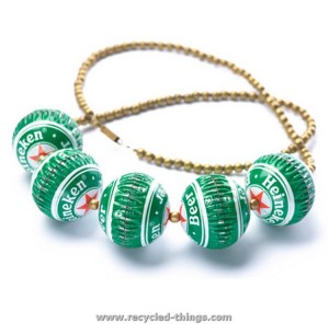 Recycled Bottle Cap Ideas