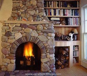 Stones Home Decor Firebit