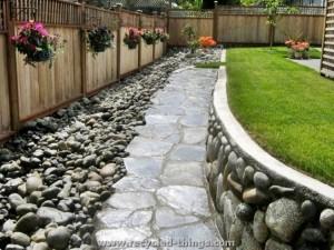 Stones Home Decorating in Garden