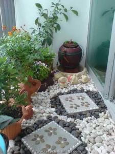 Stones Home Garden Decor