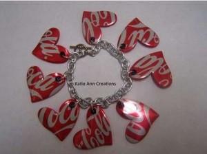 Tin Cans Bracelet