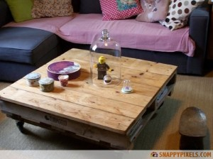 Used Pallet Wooden Ideas