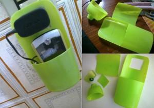 DIY Shampoo Bottle Crafts