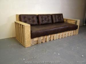 Pallet Furniture Plans