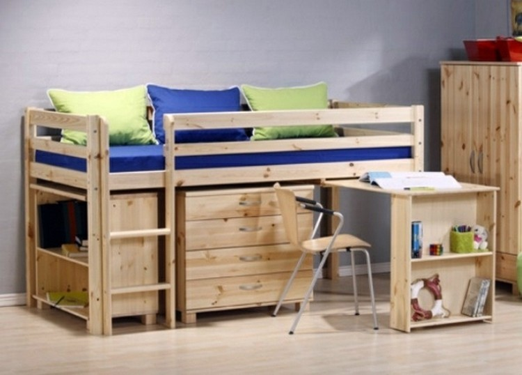 Pallet Kids Bunk Bed