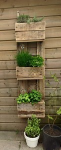 Decorate Your Home with Pallets