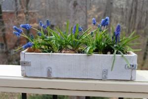 Pallet Wooden Planter Box