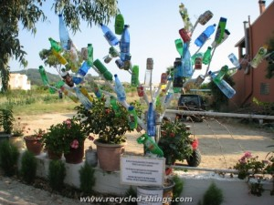 Recycled Tree