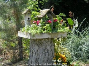 Recycled Tree Projects