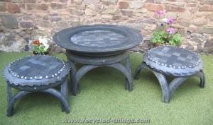 Tires Patio Furniture