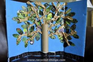 Upcycled Tree Arts