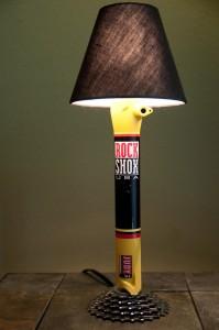 Bicycle Parts Lamp