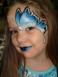 Cute Face Painting Designs for Your Kids