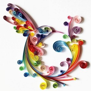 Paper Quilling Art Projects