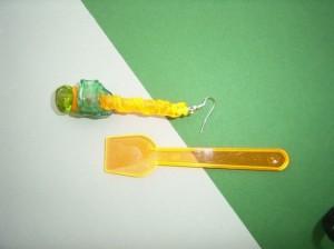 Plastic Ice Cream Spoons Jewelry