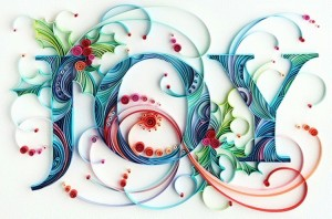 Quilling Art with Paper