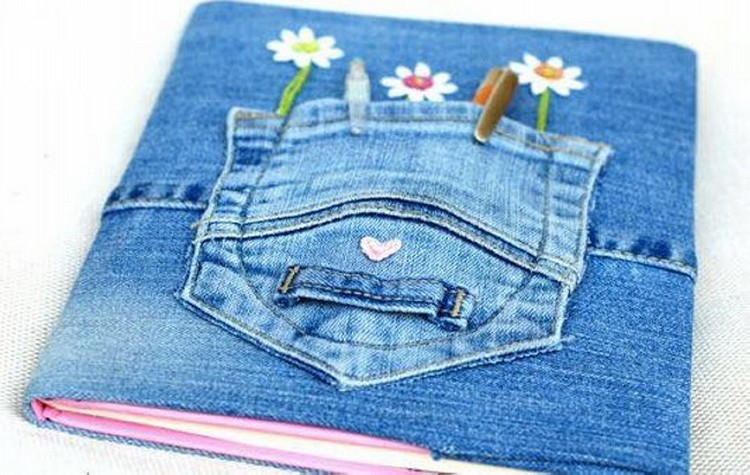 Recycled Jeans Projects