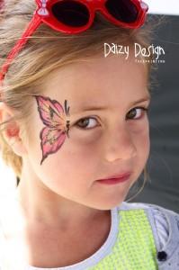 Side Butterfly