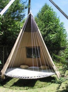 Swing Ideas for Patio