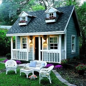 Backyard Playhouse