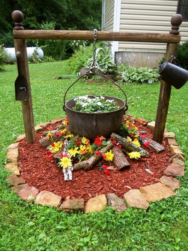 Garden Decor Art