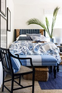 Ideas for Decor with Blue and White