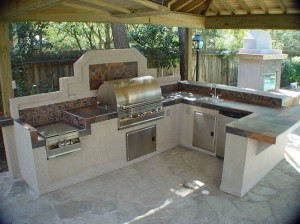 Ideas to Outdoor Kitchen