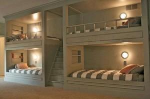 Modern Bunk Bed Ideas