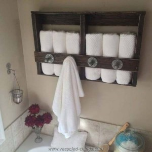 Pallet Bathroom Ideas