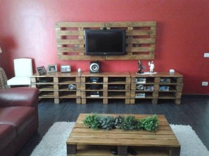 Ideas for Recycled Wood Pallet Furniture