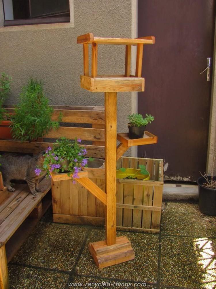 Pallet Stuff for Garden