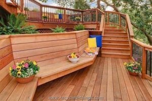 Gorgeous Patio Deck